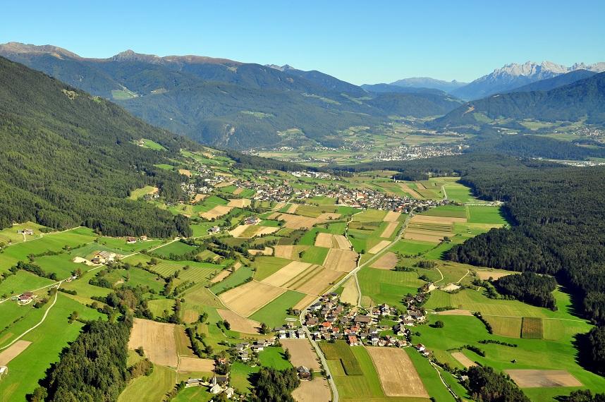 Issing Pfalzen Bruneck Dolomiten