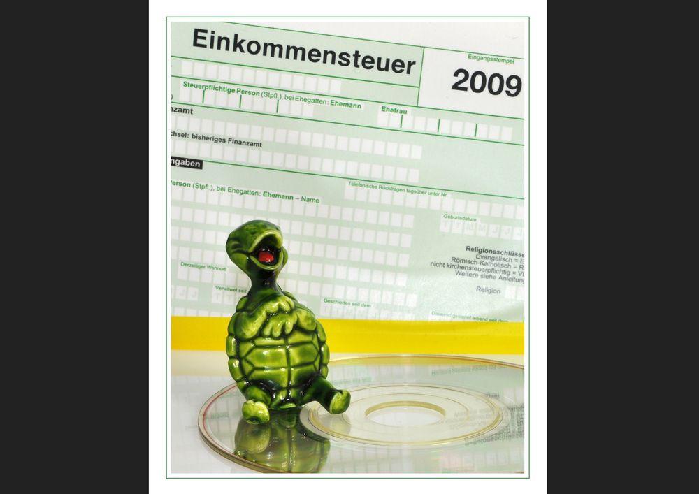 Ist Green-Turtle der Datendieb?