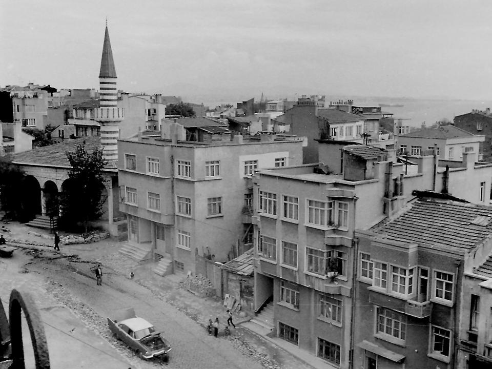 Istanbul Altstadt .. 1967