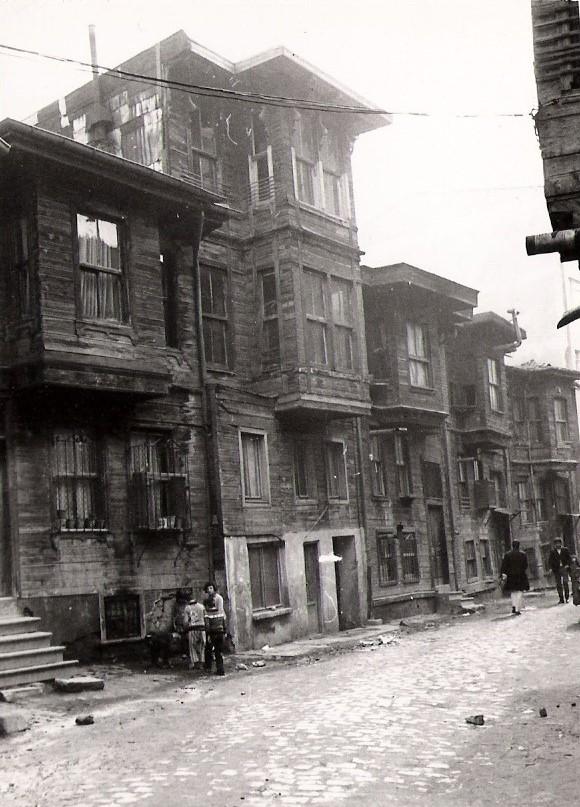 Istanbul Altstadt - 1968