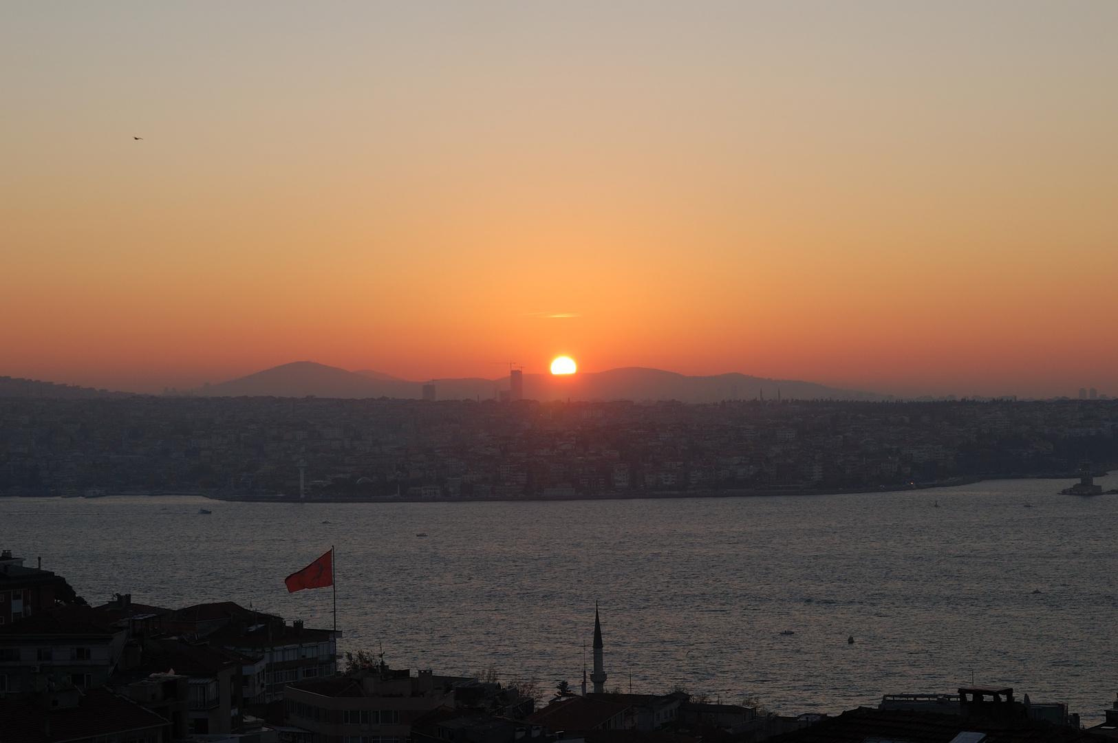 Istanbul am Morgen...