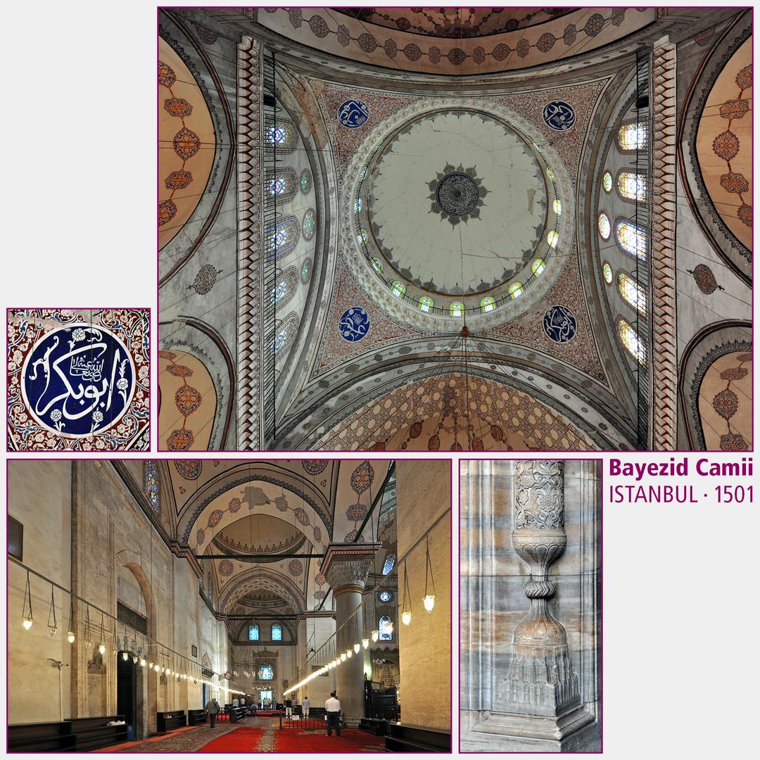 Istanbul · Bayezid Camii III