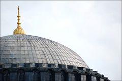 Istanbul: Blaue Moschee - Kuppel