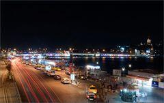 Istanbul: Blick auf Galata