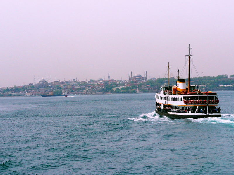 Istanbul - day -