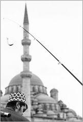 Istanbul - fishing ....