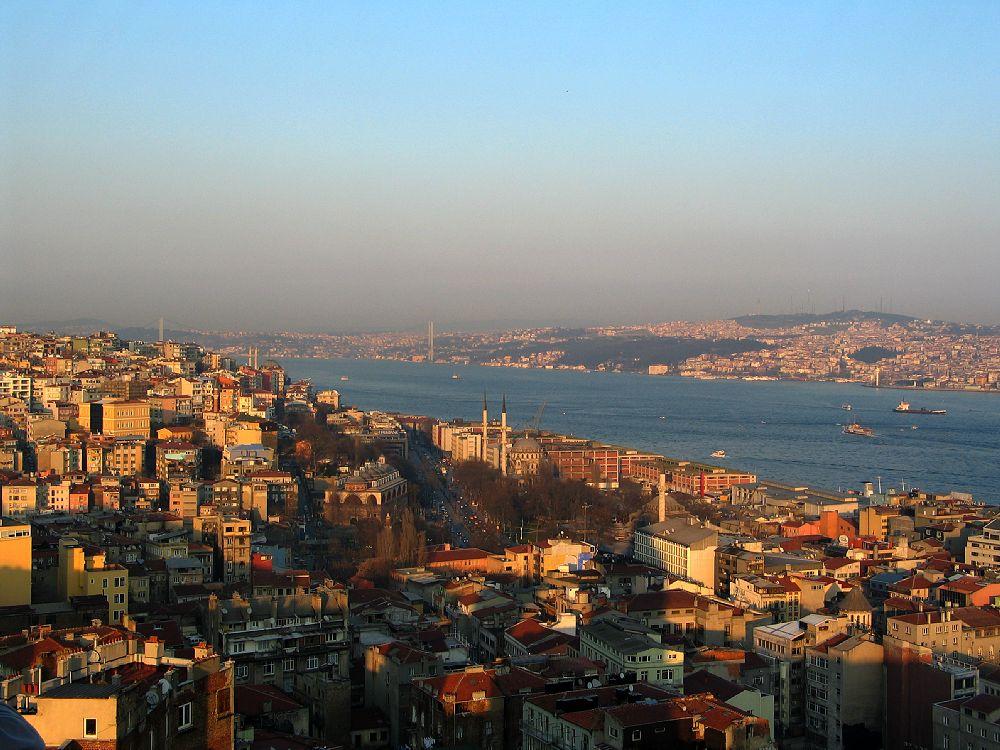 Istanbul im März
