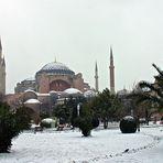 Istanbul im Schnee (2)