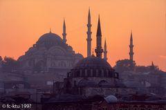 Istanbul:  Rüstem Pasa Cami