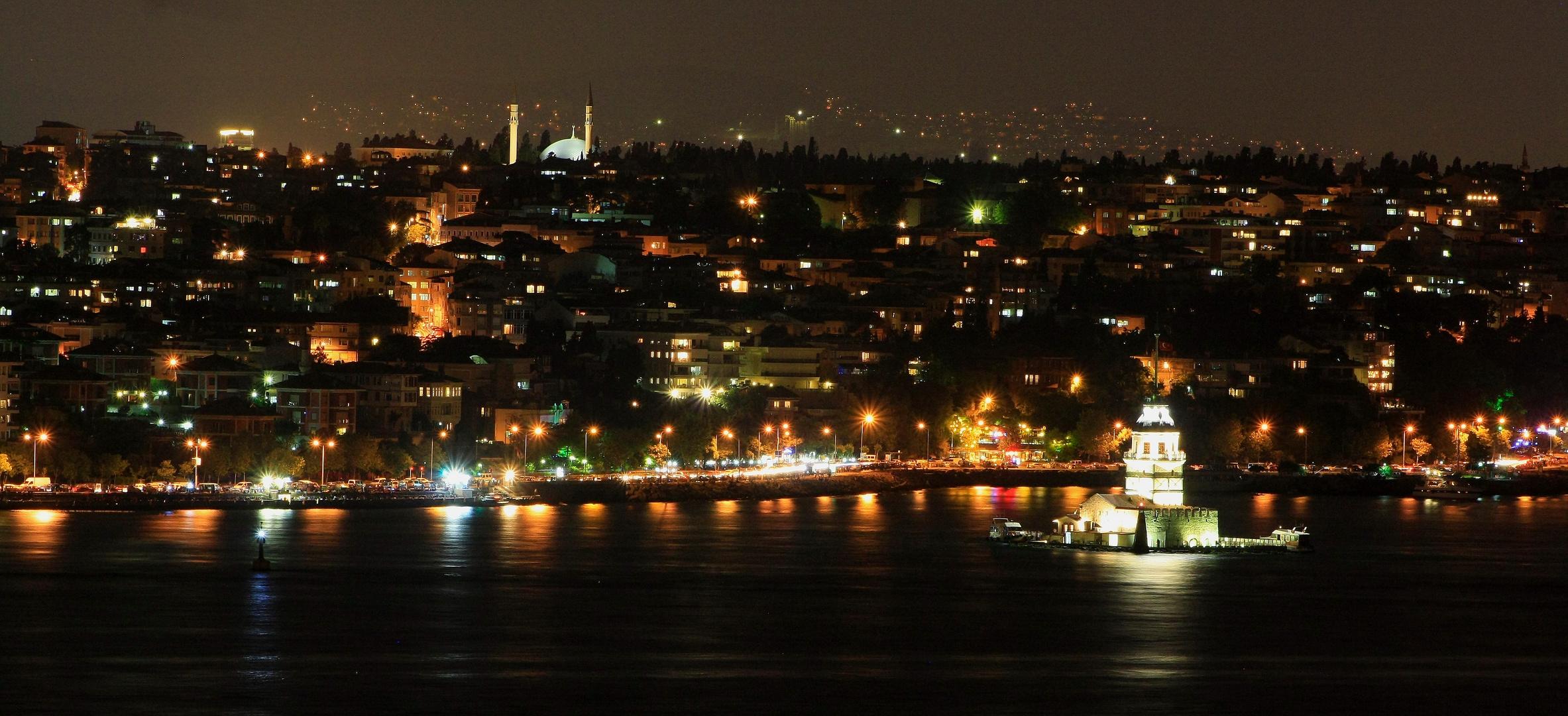 Istanbul Skyline Asiansite