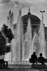 Istanbul, Sultan Ahmet Platz