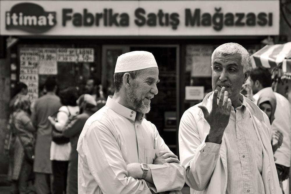 Istanbuler Gespräche
