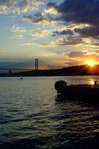 ist@nbul city - accros to bridge