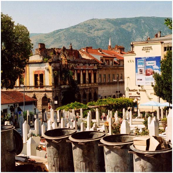 Istok strana - Mostar