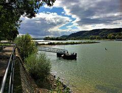 ... ist's am Rhein - so schön -