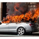 It Burns - Rome 15 October 2011