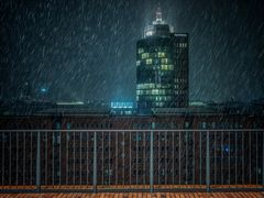 It Doesn't Often Snow in Hamburg