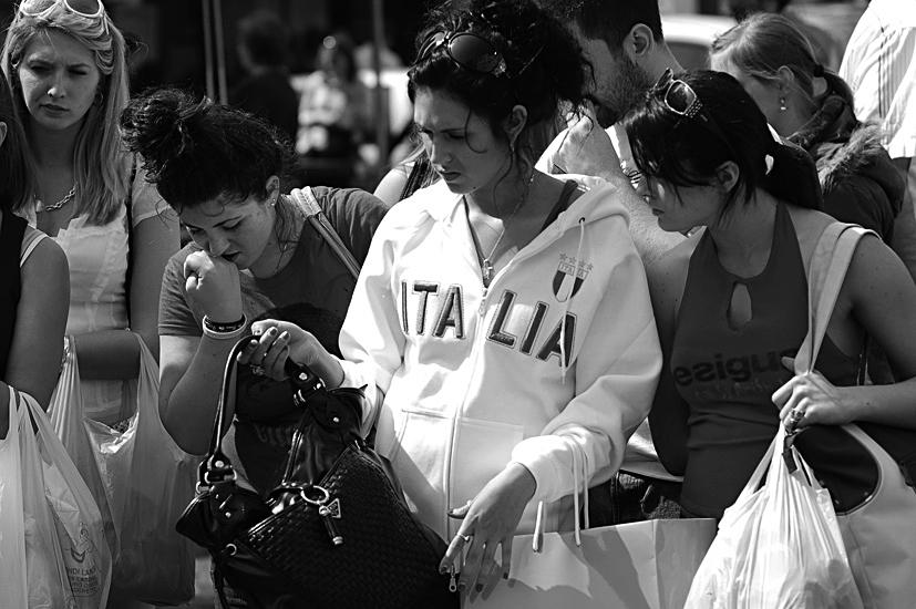 Italia al mercato
