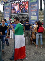 Italia : Australia