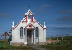 Italian Chapel auf Orkney