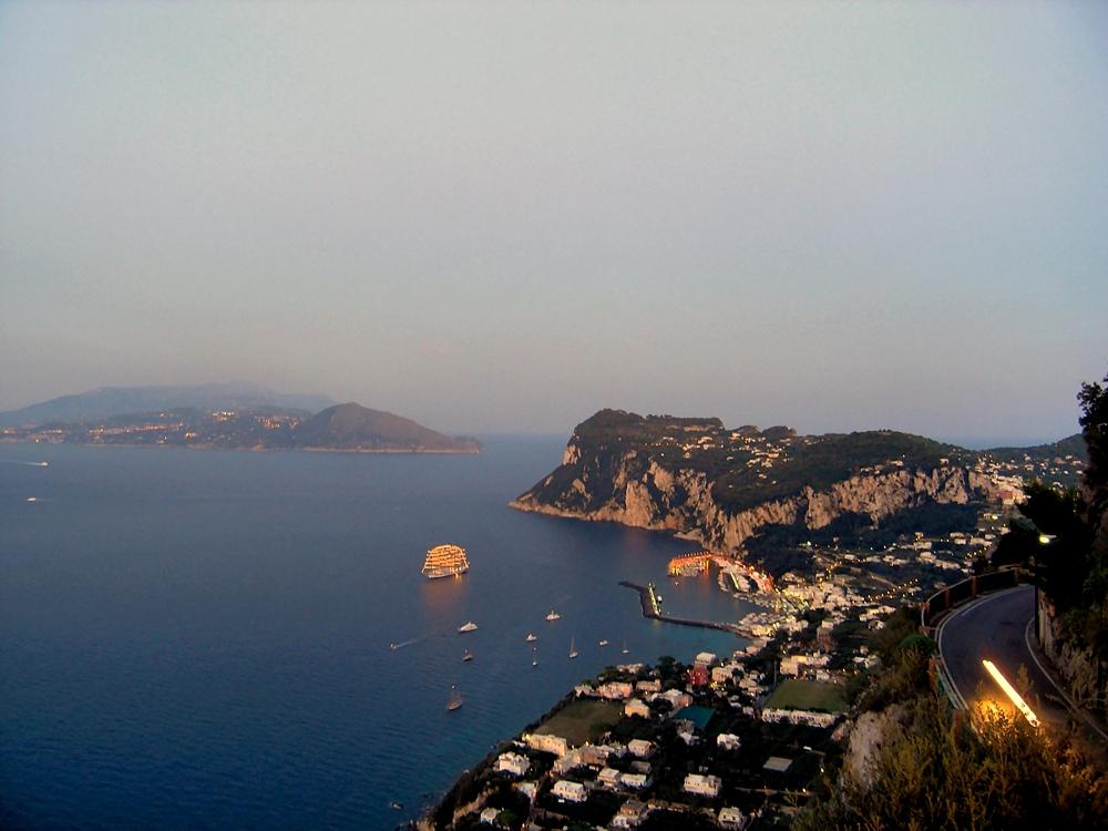 Italien Capri Anacapri 03