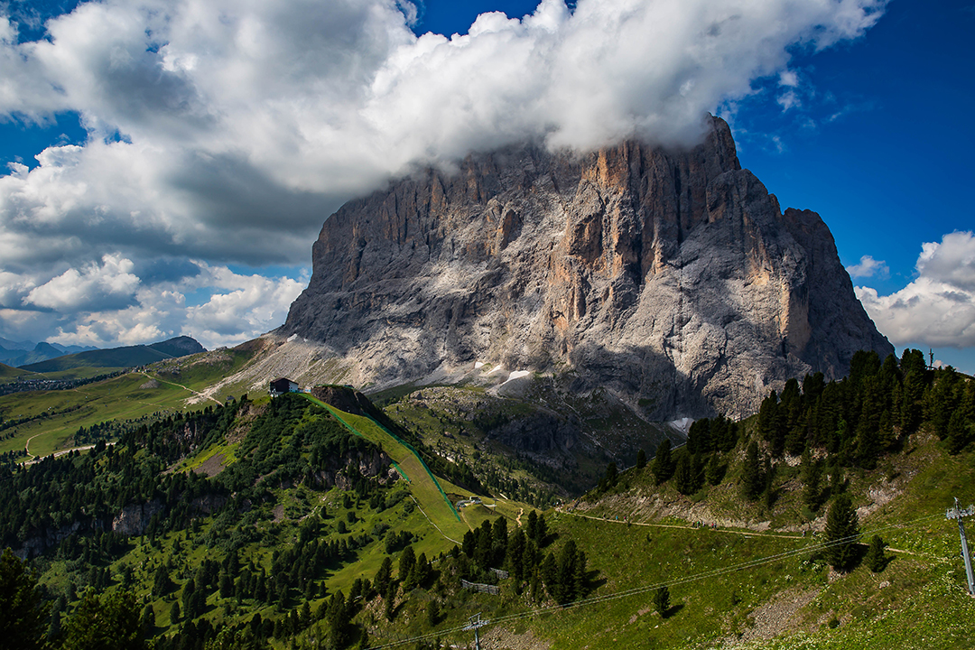 Italien - Dolomiten - Langkofel 2