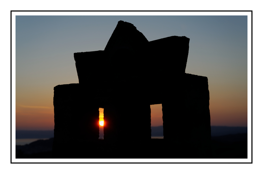 Italien - Latium - Capodimonte - Castel Rodolfo