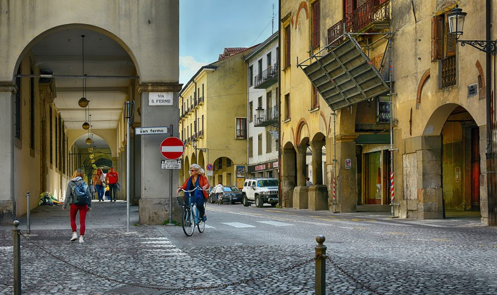 ITALIEN - Padua (Padova) - Stadtbummel