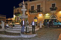 italien Piazza Duomo, Taormina