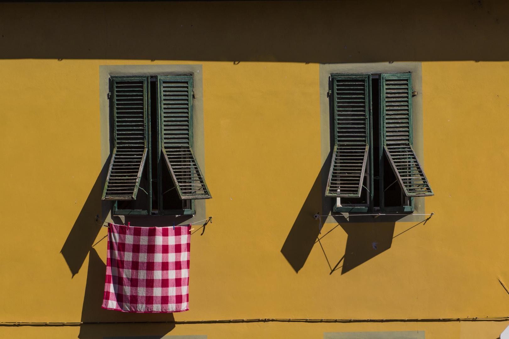 Italien rot - grün - gelb