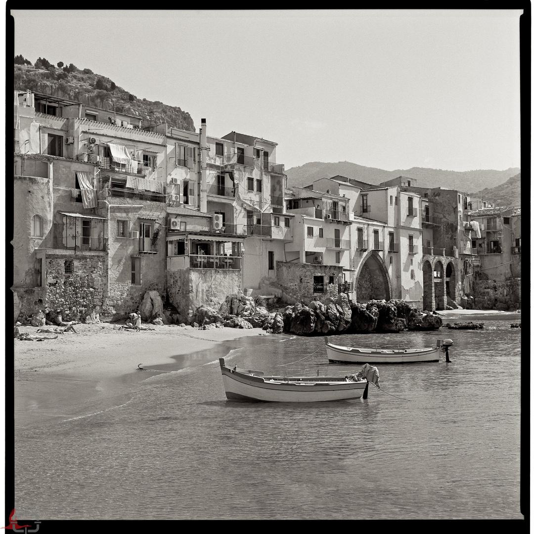 Italien,Cefalu