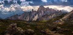 italienisch Dolomiti