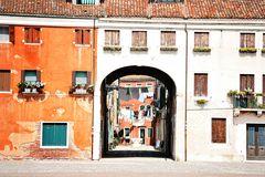 italienische Hinterhöfe