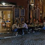 Italienisches Flair - Trastevere-