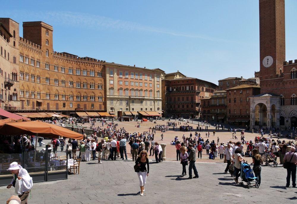 """"""" Italiens schönster Platz """""""