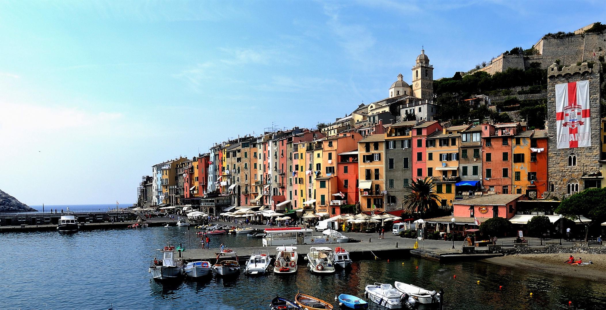 Italy - Portovenere no comment