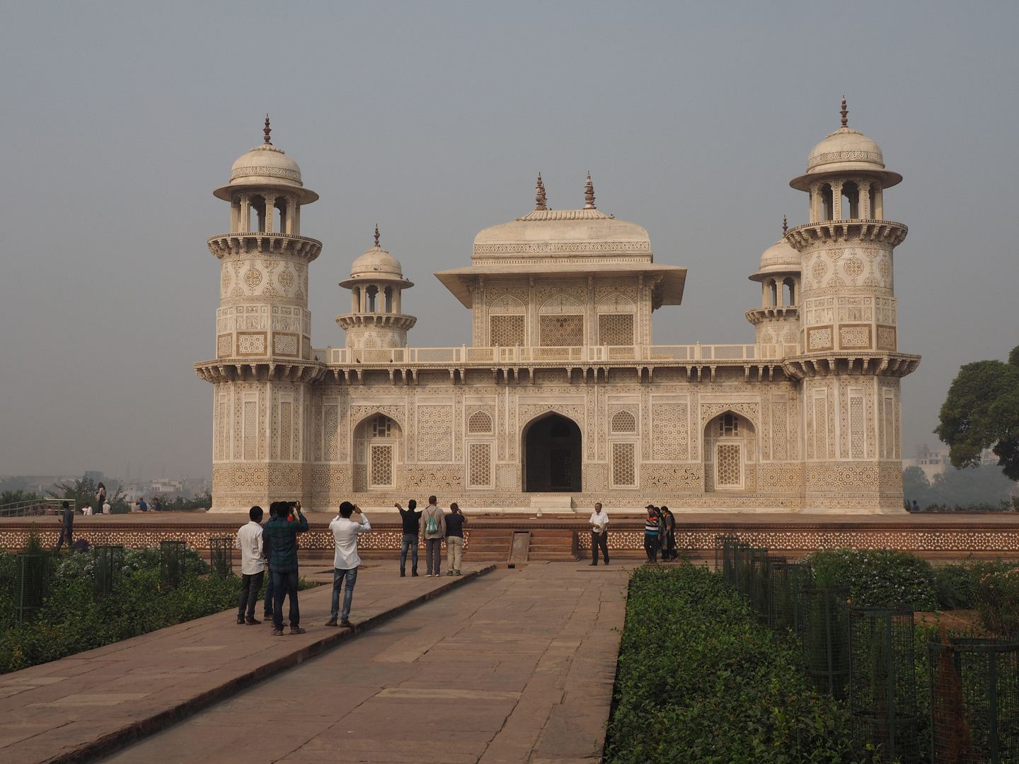 Itimad-ud-Mausoleum in Agra