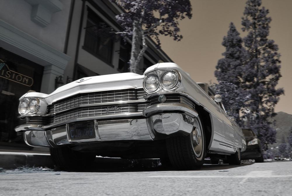 It's a Cadillac!