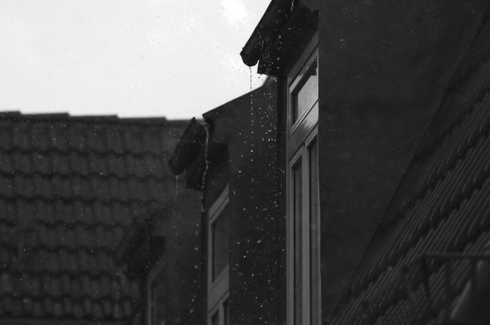 It's allways rainy in munich... :-)