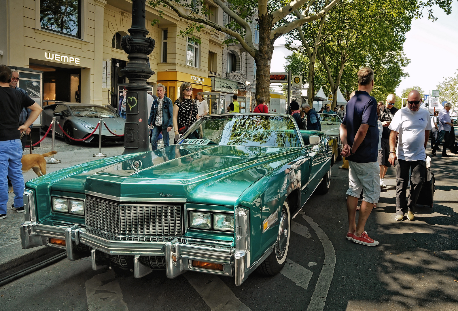 Its my  - Cadillac -