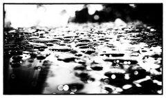 it's raining again ...