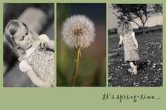 It`s spring time...