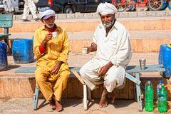 It's Tea Time, Clifton-Beach, Karachi