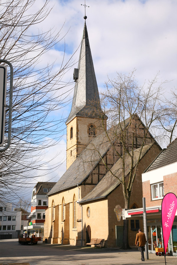 Its the other Church in Rheda