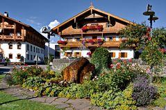 Itter Dorfplatz, Tirol