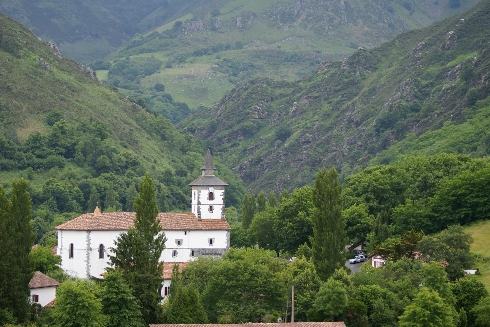 ITXASSOU (Pays Basque Français)