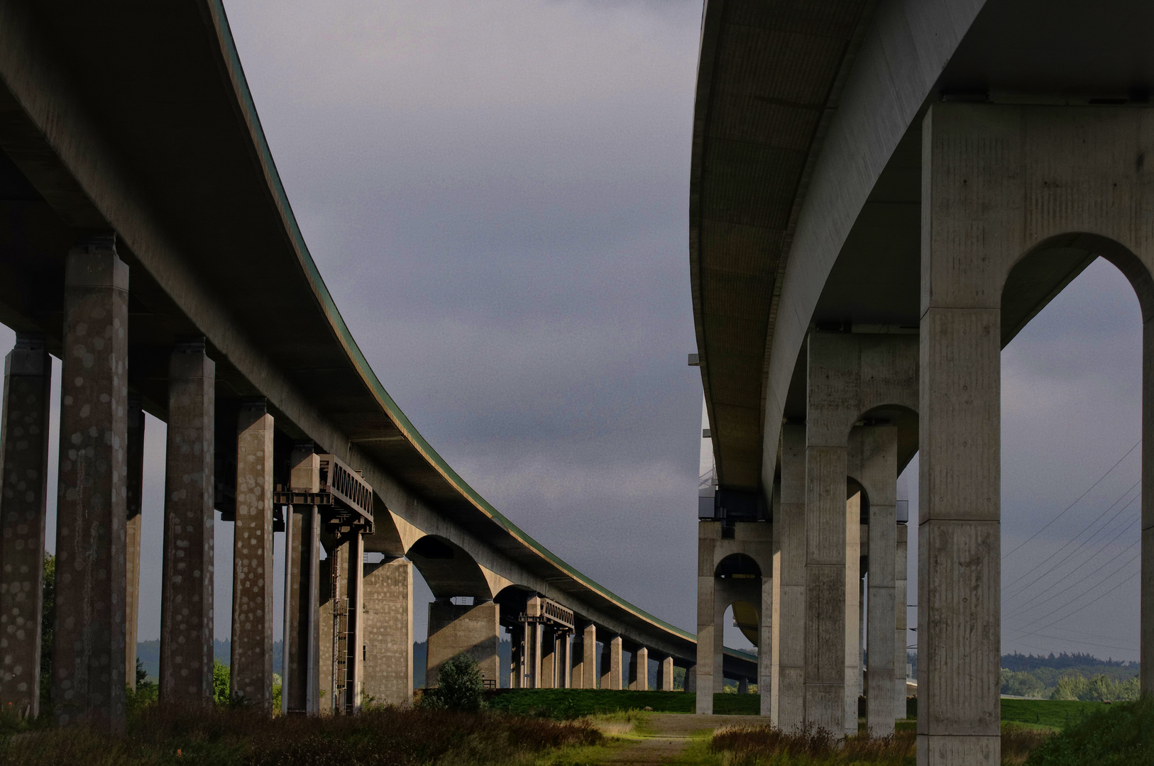 Itzehoe Alte und Neue Störbrücke