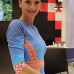 Ivana im Profil