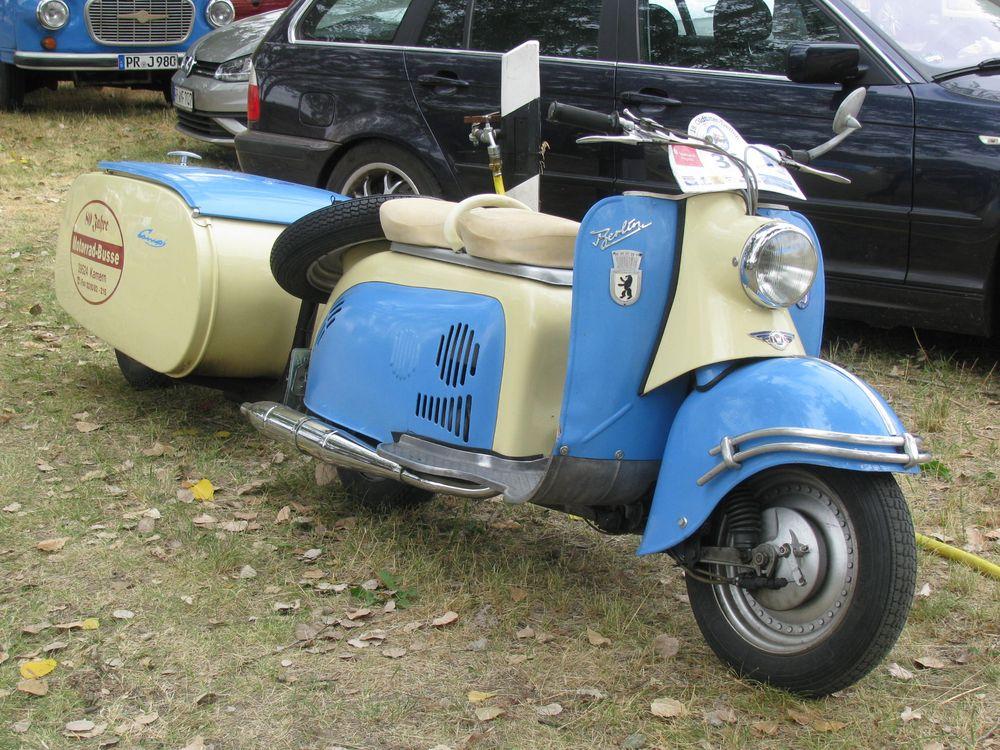 auto mit roller zulassung