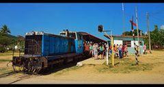 Iznaga Station...